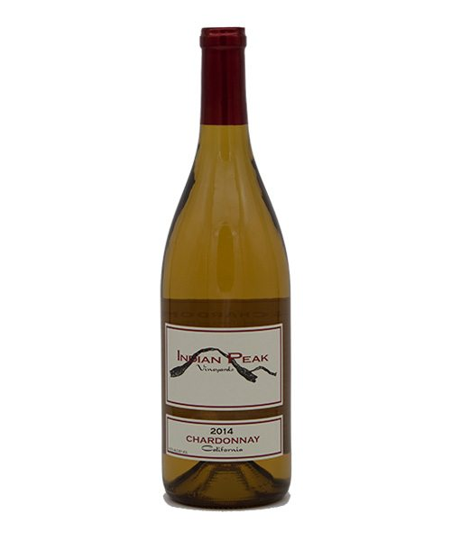 Chardonnay - 2014, Indian Peak Vineyards, Manton Valley AVA, Manton, CA 96059
