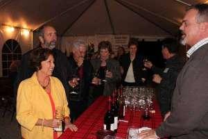 Wine Tasting at the Indian Peak Vineyards Winery, Manton, CA 96059.
