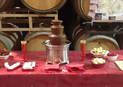 Valentine's Wine and Chocolate Weekend – Indian Peak Vineyards
